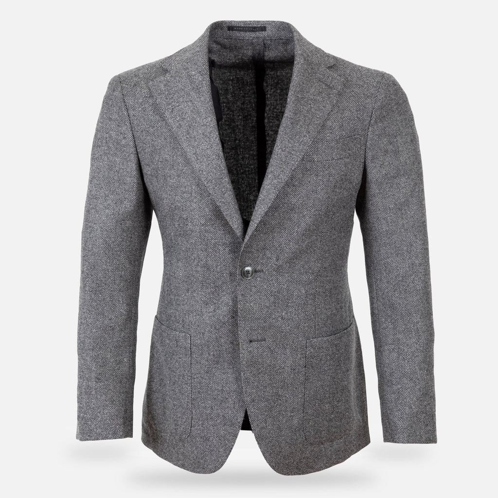 The Grey Heather Langton Sport Coat Blazer- Ledbury
