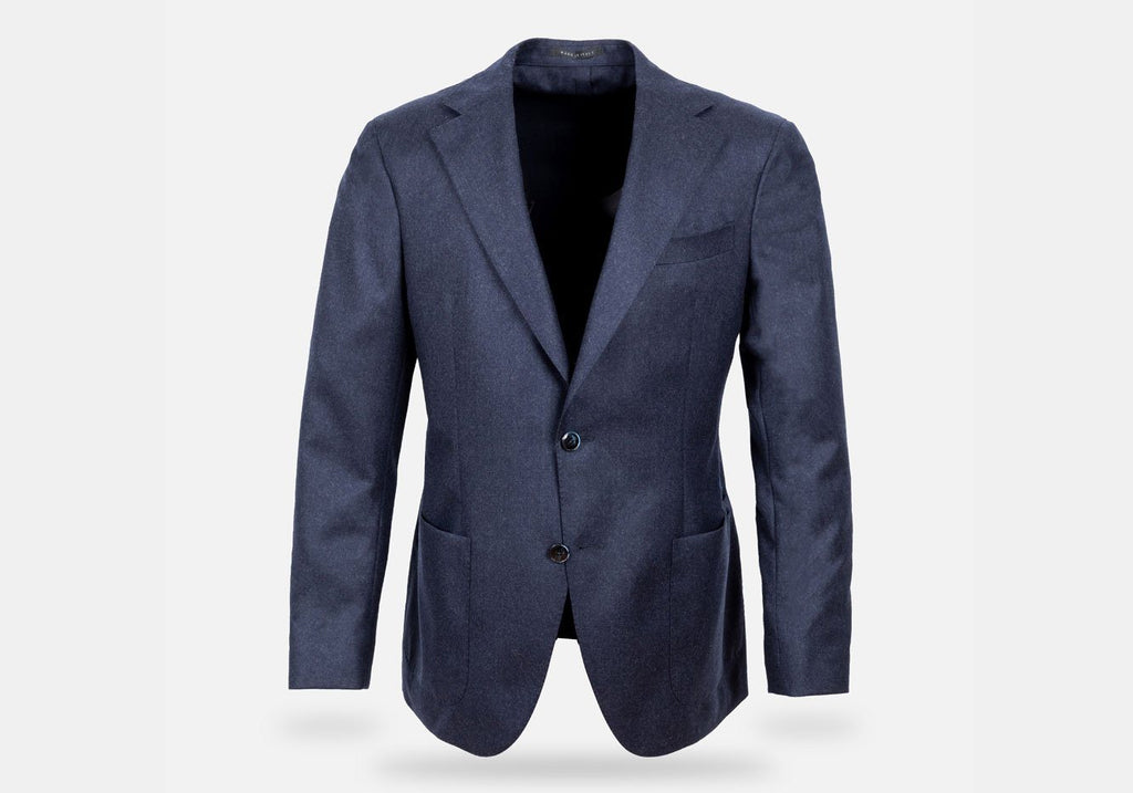 The Navy Locke Sport Coat Blazer- Ledbury