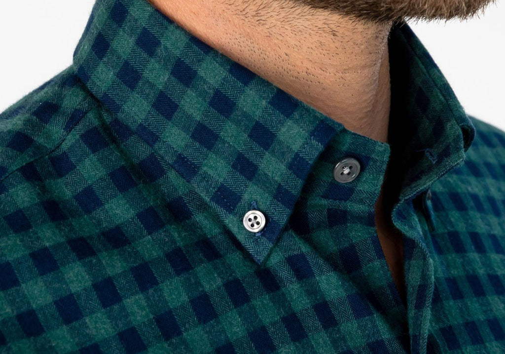 The Forest Maxwell Check Casual Shirt Casual Shirt- Ledbury