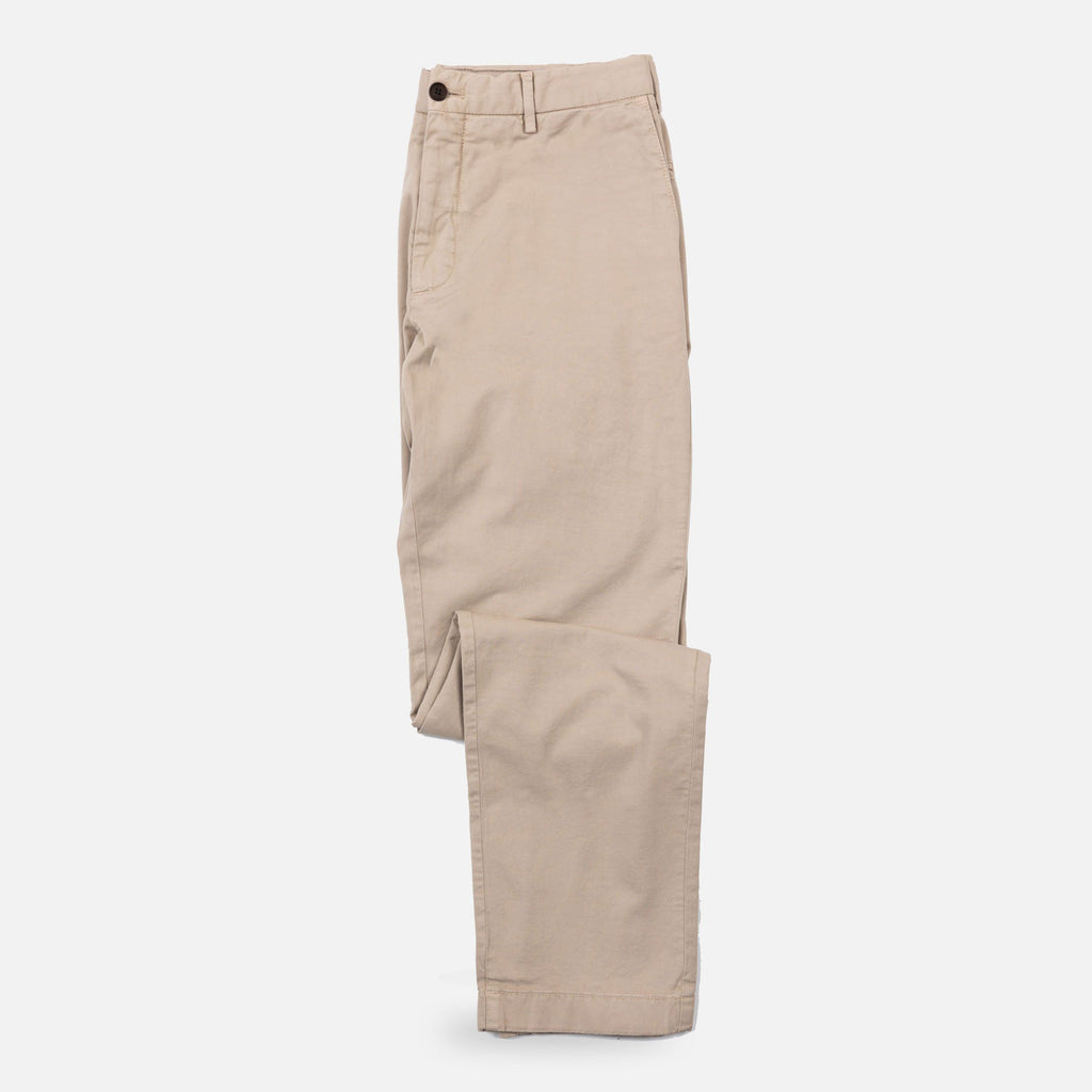 The Khaki Richmond Chino Pant Pants- Ledbury