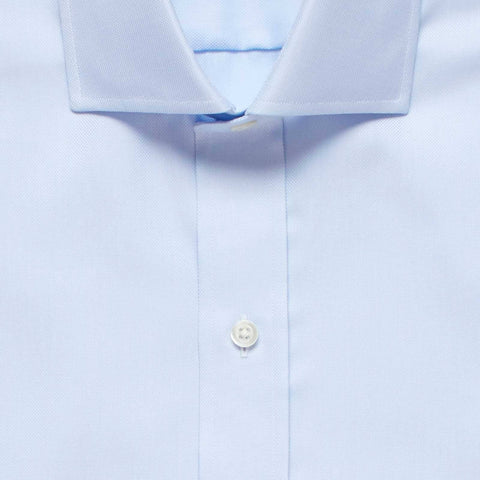The Blue Brody Oxford Dress Shirt