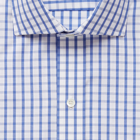 Urbana Box Check Dress Shirt