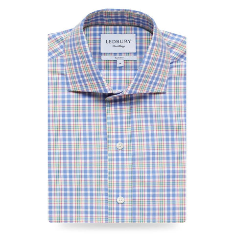 The Brentwood Check Dress Shirt