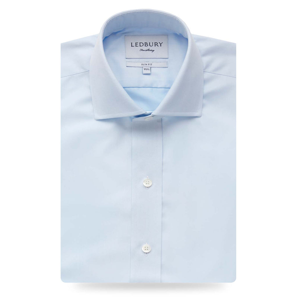 The Light Blue Owen Fine Twill