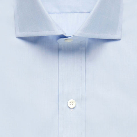 The Light Blue Rutherford 120 Dress Shirt