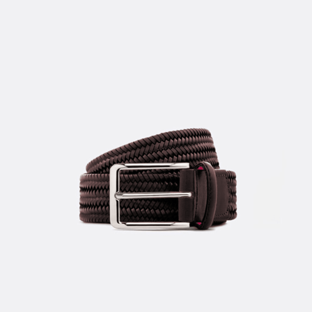 Beltology Dark Brown Litmus Belt Belt- Ledbury