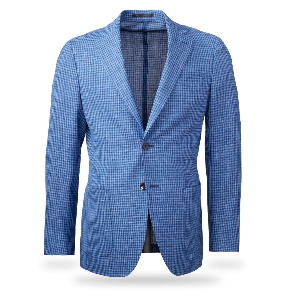 The Slim Fit Norwood Check Sport Coat