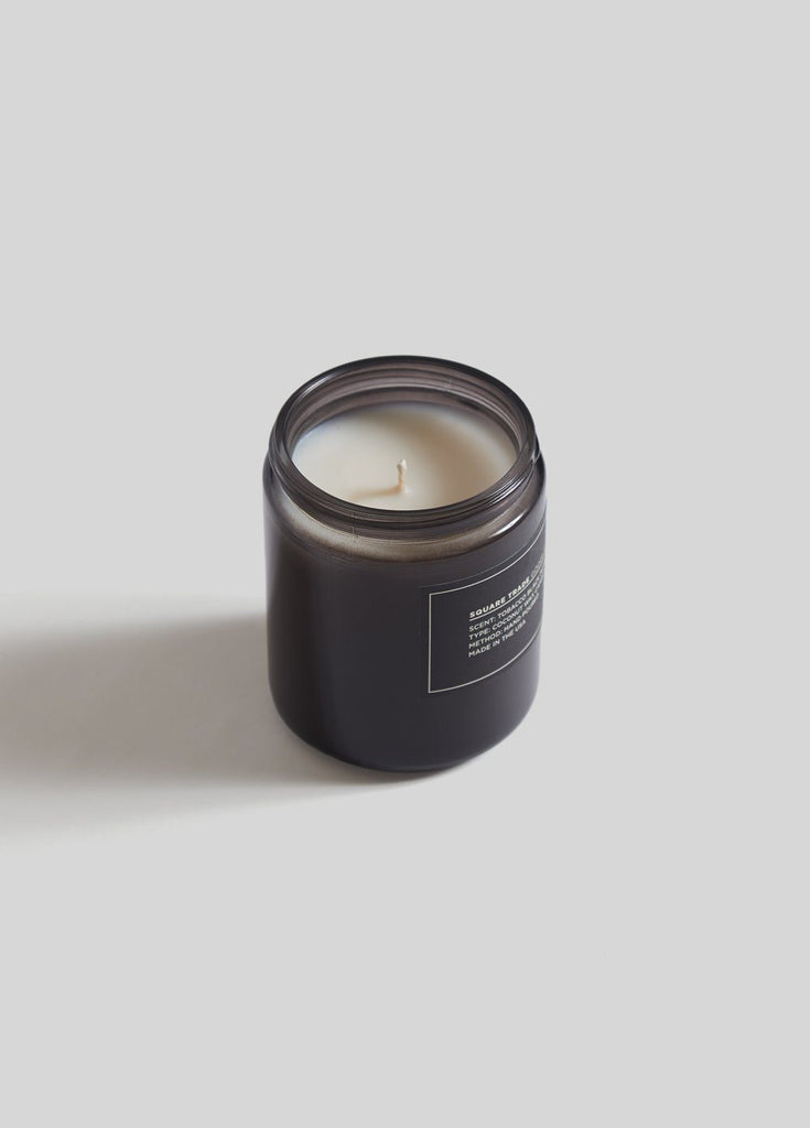 Square Trade Goods Tobacco Black Pepper Candle Candle- Ledbury