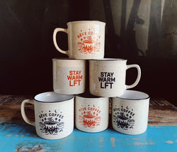 Rêve Stay Warm Campfire Mugs