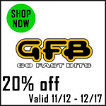 Go Fast Bits Black Friday Sale
