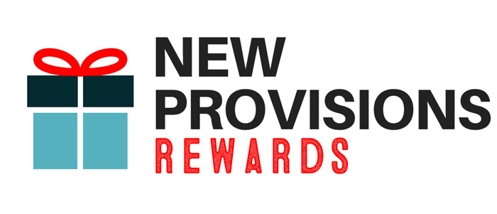 New Provisions Rewards
