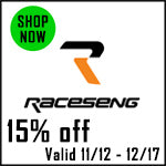 Raceseng Black Friday Sale
