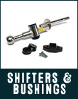 Shifters and Bushings