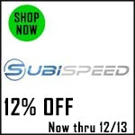 SubiSpeed Sale