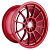 Enkei NT03+M 18x9.5 5x114.3 +40 Competition Red Wheel - Universal