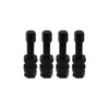 Enkei RPF1 Bolt-On Valve Stem Black - 4 Pack