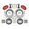 Wilwood FNSL6R Front Big Brake Kit - Red - 15+ WRX/STI