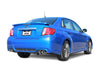 Borla ATAK Catback Exhaust - 11-14 WRX/STI Sedan Only
