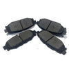 Subaru OEM Brake Pads Rear - 15-19 WRX w/o Eyesight