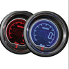 Snow Performance Safe Injection Flow Gauge Red/Blue - Universal