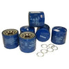 Subaru OEM Oil Filters and Crush Washers - 6 Pack - FREE SHIPPING