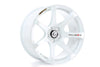Cosmis Racing MR7 18x9 5x114.3 +25 White Wheel - Universal