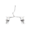 AWE Tuning Touring Edition Cat Back Exhaust Chome Silver Quad Tips (102mm) - 15-20 WRX