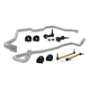 Whiteline Sway Bar Kit 27mm Front / 22mm Rear w/ Endlinks - 17-20 Civic Type R