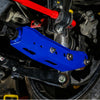 BLOX Racing Rear Lower Control Arms Blue - 08-18 WRX/STI / 13+ BRZ/Toyota 86