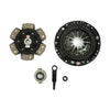 Competition Clutch Stage 4 6-Puck Clutch Kit - 06-17  WRX