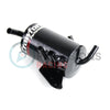Crawford FMIC V2 Air Oil Seperator Black - 02-07 WRX