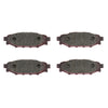 Carbotech 1521 Street Brake Pads Rear - 15-19 WRX