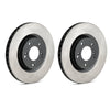 Centric Premium Brake Rotors Pair 11-14 WRX
