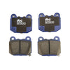 DBA SP500 Street Performance Rear Brake Pads - 04-17 STI