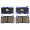DBA SP500 Street Performance Front Brake Pads - 04-17 STI