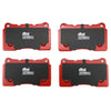 DBA XP650 Track Performance Front Brake Pads - 04-17 STI
