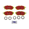 EBC Brakes Yellowstuff Brake Pads Front - 15-19 WRX