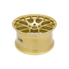 Enkei Raijin 18x9.5 5x114.3 +35 Exclusive Gold Wheel - Universal