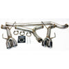 ETS Extreme Catback Exhaust System w/  Polished Tips - 15-19 WRX/STI