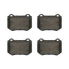 FactionFab F-Spec Brake Pads Rear - 18-20 STI