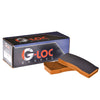 GLOC R10 Brake Pads Rear - 18-20 STI