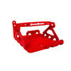 GrimmSpeed Lightweight Battery Mount Kit Red  - 08-20 WRX/STI