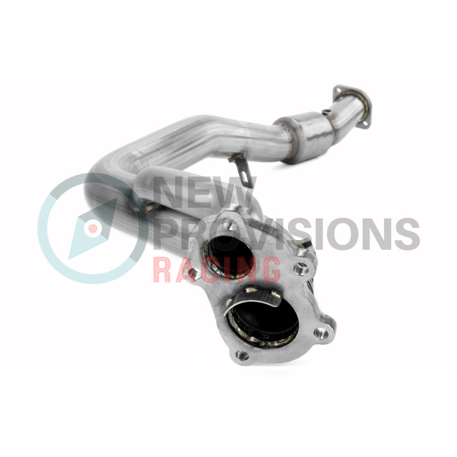 GrimmSpeed Downpipe Divorced Catted - 08-14 WRX / 08+ STI / 05-09 LGT