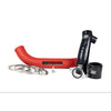 GrimmSpeed Charge Pipe Kit Red - 15-20 WRX / 14+ Forester