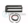 GrimmSpeed Intercooler Splitter - Use with GrimmSpeed TMIC - 15-20 STI