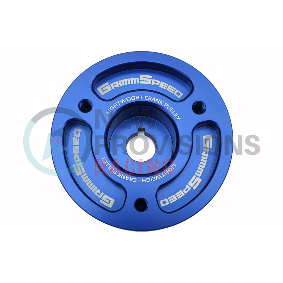 15+ STI Pulleys - New Provisions Racing