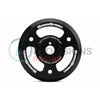 GrimmSpeed Lightweight Crank Pulley Black - 15-18 WRX / 13+ BRZ