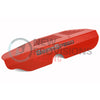 GrimmSpeed Alternator Cover Red - 02-14 WRX / 04+ STI