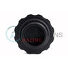 GrimmSpeed Cool Touch Delrin Oil Cap - Black - Subaru