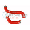 GrimmSpeed Radiator Hose Kit - Red - 08-14 WRX / 08-20 STI